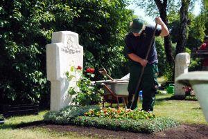 Friedhofsgärtner Ausbildung